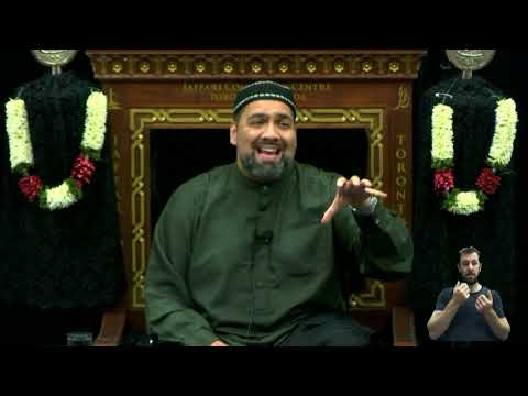 [04. Majlis] Topic: Illumination of The Inner Light - Syed Asad Jafri Muharram 1440 2018 Toronto Canada English