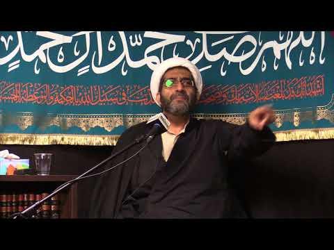 [2] Topic:Intro into Challenges Facing the Youth pt.2 | Sheikh Shafiq Hudda | English