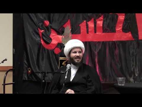 Muharram 1440 Night 6 - H.I. Sheikh Hamza Sodagar - Zainab Center Seattle WA - English