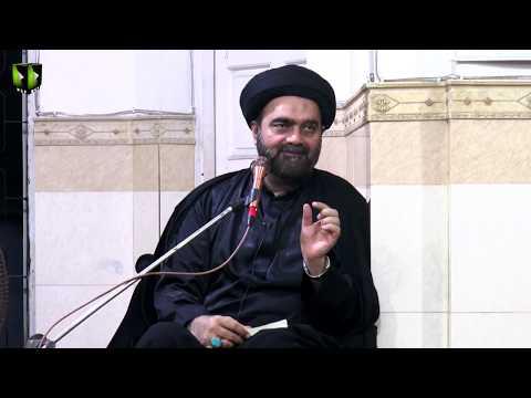 [02] Topic: علم امام حسن ؑ اور تعبیر خواب   H.I Muhammad Ali Naqvi   Muharram 1440 - Urdu