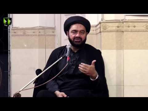 [05] Topic: علم امام حسن ؑ اور تعبیر خواب   H.I Muhammad Ali Naqvi   Safar 1440 - Urdu