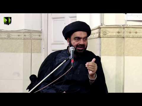 [06] Topic: علم امام حسن ؑ اور تعبیر خواب   H.I Muhammad Ali Naqvi   Safar 1440 - Urdu