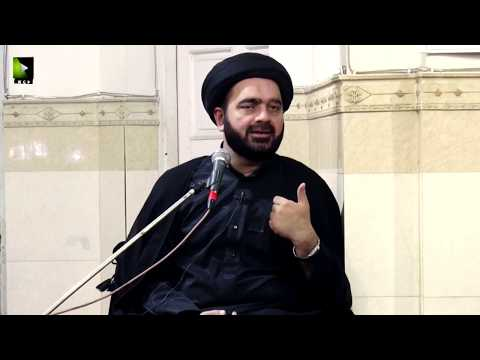 [07] Topic: علم امام حسن ؑ اور تعبیر خواب   H.I Muhammad Ali Naqvi   Safar 1440 - Urdu
