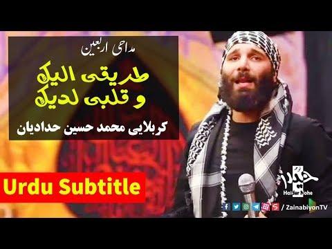 طریقی الیک و قلبی لدیک (مداحی اربعین) محمد حسین حدادیان   Farsi sub