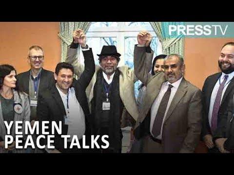 [12 December 2018] Yemen\'s Ansarullah says progress made in Sweden - English