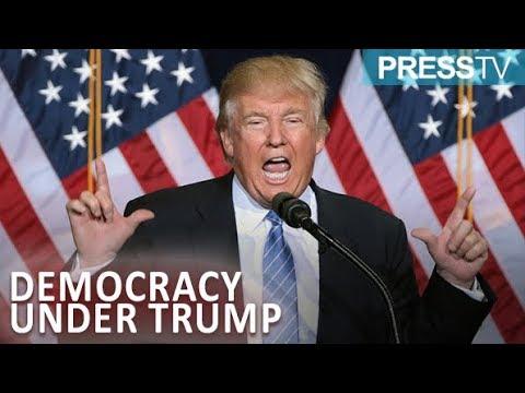 [12 December 2018] Ex-senators warn of threat to US democracy under Trump - English