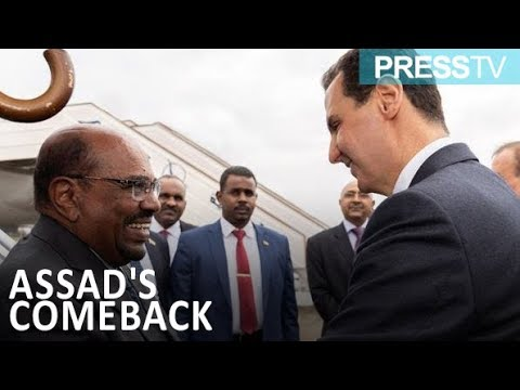 "[17 December 2018] ""Sudan president visit to Syria shows Assad survived crisis\"" - English"