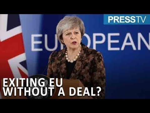 "[18 December 2018] ""Britain risks leaving EU without deal\"" - English"