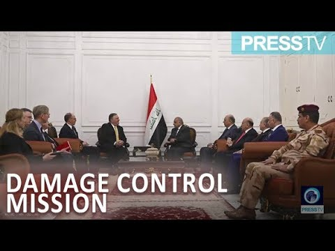 [10 January 2019] Trump Iraq visit, Syria pull out; Pompeo on damage control mission - English