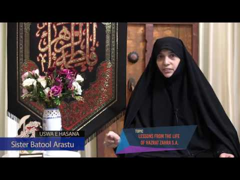 Modesty in Islam I Modesty and Women in Islam I excellent explanation by Sister Batool Arastu - English