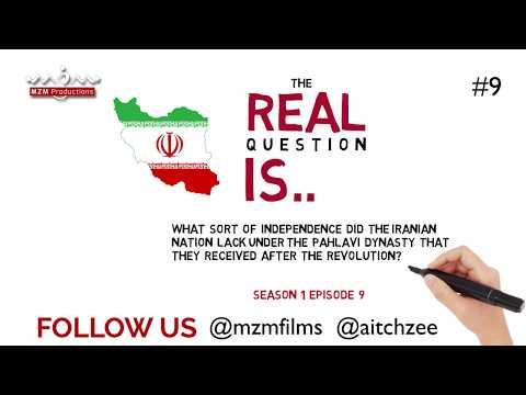 Season 1|Episode 9|The Real Question Is|11th February Islamic Revolution Iran|Imam Khomeini Returns-urdu