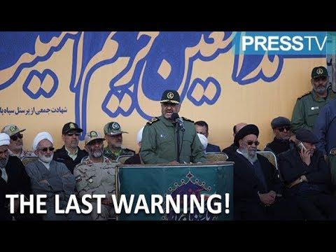 [17 Feb 2019] Iran warns Saudi Arabia, UAE of retaliatory measures - English