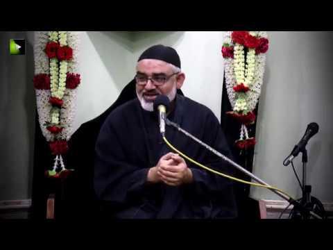 [Clip] بندۂ خدا کو کیسا ہونا چاہیئے ؟   H.I Syed Ali Murtaza Zaidi - Urdu