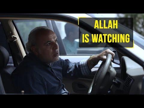 Short Film I Allah Dekh Raha Hai I Allah is Watching I CCTV ya Allah, kisse zyada dare - Urdu/Hindi