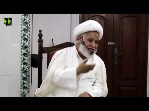 [Dars-e-Ikhlaaq] Topic: نوجوانوں کے اخلاقی مسائل    H.I Ghulam Abbas Raesi - Urdu