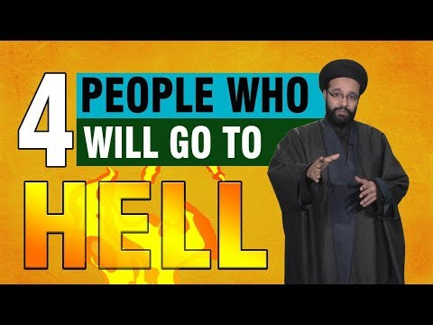 4 People who will go to Hell | One Minute Wisdom | English