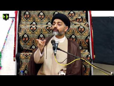 [5] Topic: Muntazir Say Muntazar Tak Ka Safar | Moulana Nusrat Bukhari - Urdu