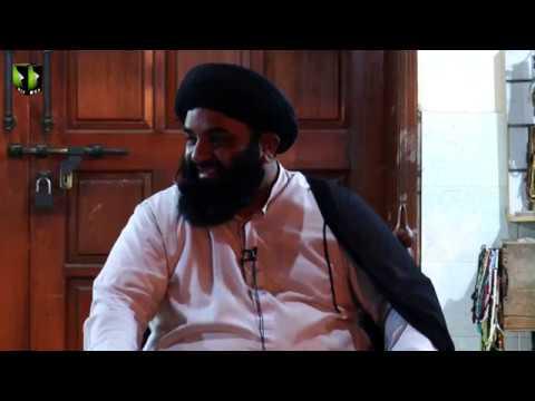[4] Topic: Falsafa-e-Ghaibat - فلسفۂ غیبت | H.I Kazim Abbas Naqvi - Urdu