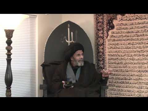 [01][Ramadhan 1440] H.I. Abbas Ayleya - 09May2019 - English