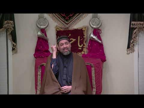 [05] The Privilege Of Faith - Maulana Asad Jafri - 6th Ramadan 1440AH - English