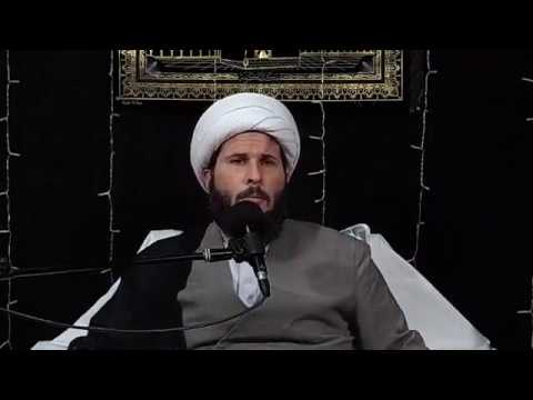 The importance of du'as in helping us remember the Imam of our time - Sheikh Hamza Sodagar [English]