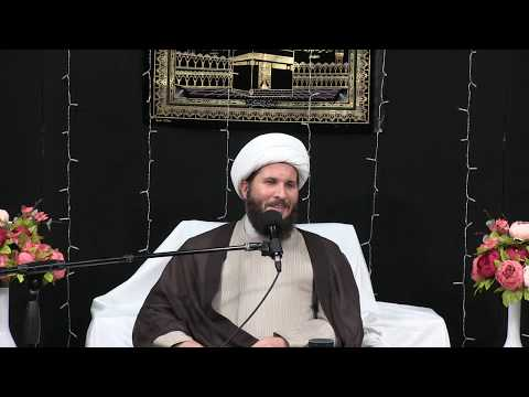 The importance of warah - abstaining from haraam - Sheikh Hamza Sodagar - English