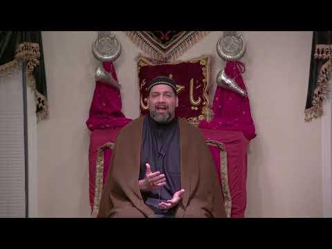 [08] The Privilege Of Faith - Maulana Asad Jafri - 9th Ramadan 1440AH - English