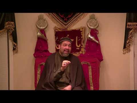 [11] The Privilege Of Faith - Maulana Asad Jafri - 12th Ramadan 1440AH - English