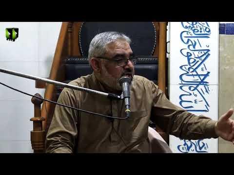 [Lecture 2] Topic:  غیبت امام زمانہ عج | H.I Ali Murtaza Zaidi | Mah-e-Ramzaan 1440 - Urdu