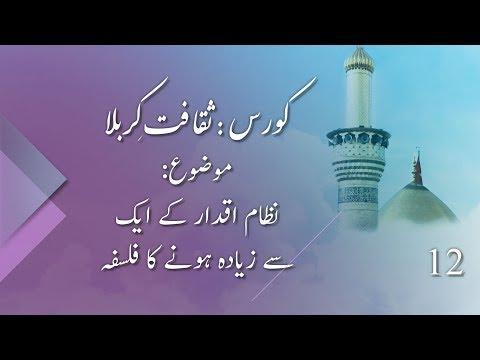 Nizam e Iqdaar Ky Aik Sy Zaida Honay Ka Falsafa   نظام اقدار کے ایک سے زیادہ ہونے کا فلسف