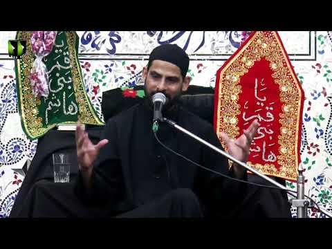 [01] Topic: The Generation of Zahoor | Moulana Mubashir Zaidi | Muharram 1441/2019 - Urdu