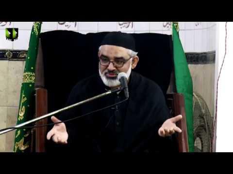 [01] Topic: Nahjul Balagha, Haris Hamdani Kay Naam Maktoob   H.I Ali Murtaza Zaidi   Safar 1441 - Urdu
