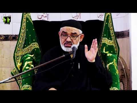 [09] Topic: Nahjul Balagha, Haris Hamdani Kay Naam Maktoob   H.I Ali Murtaza Zaidi   Safar 1441 - Urdu