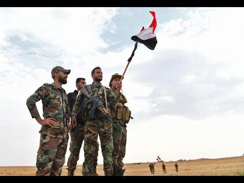 [21/10/19] Syrian army deploys to Raqqa as US troops withdraw - English