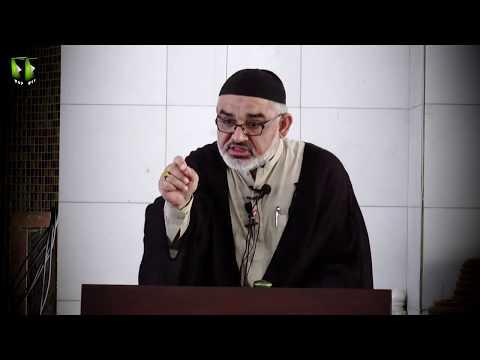 [Clip] Khuda Say Nazdeeq Ya Dour Honay Ke Nishani   H.I Syed Ali Murtaza Zaidi - Urdu
