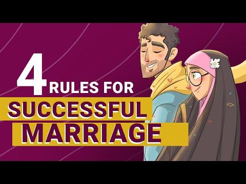 4 Rules for Successful Marriage | Marriage Counselling | Agha Azeem Shirazi  Urdu