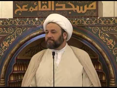حجر بن عدي الكندي - الشيخ اكرم بركات - Arabic