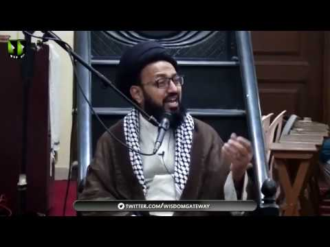 [Majlis] Topic: Imam Ali (as) Ke Nigah May Jawani Or Waqt Ke Qadar o Qeemat | H.I Sadiq Raza Taqvi - Urdu