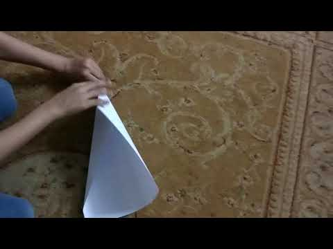 DIY Paper plane:How to Keep kids busy during COVID-19 lock down - English