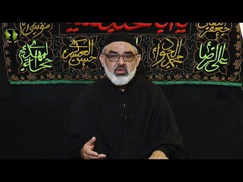 [Majlis 3] Mah-e-Ramzaan Or Nusrat e Ahlebait (as)   H.I Ali Murtaza Zaidi   Ayam-e-Imam Ali - 1441 - Urdu