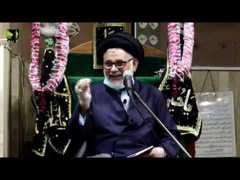 [Majlis 2] Ayaam-e-Shahadat Imam Ali (as)   H.I Hasan Zafar Naqvi   1441/2020 - Urdu