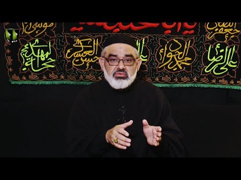 [Majlis 4] Mah-e-Ramzaan Or Nusrat e Ahlebait (as)   H.I Ali Murtaza Zaidi   Ayam-e-Imam Ali - 1441 - Urdu
