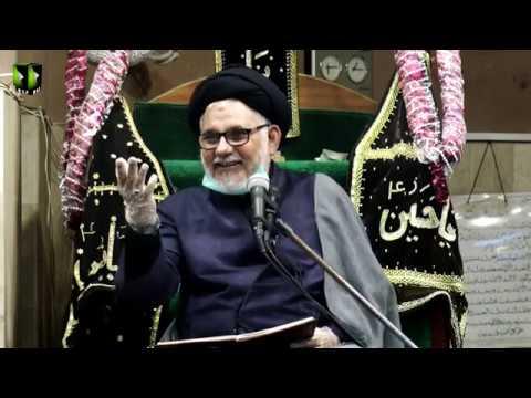 [Majlis 3] Ayaam-e-Shahadat Imam Ali (as)   H.I Hasan Zafar Naqvi   1441/2020 - Urdu