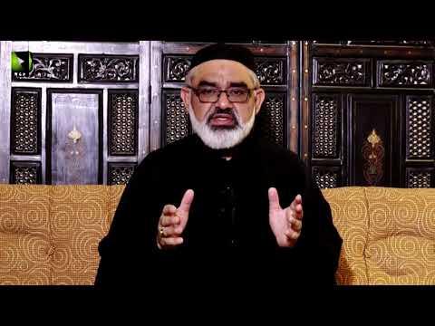[9] Mah-e-Ramzaan Or Nusrat e Ahlebait (as)   Shab e Qadar    H.I Ali Murtaza Zaidi - Urdu