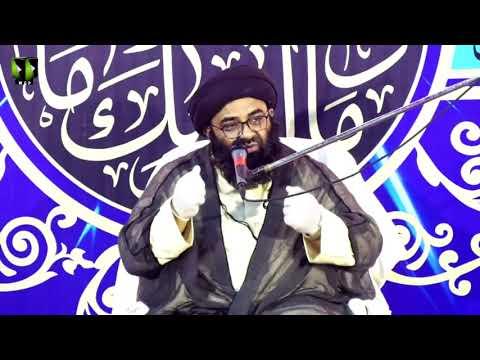 [Speech] Topic: Fazilat e Shab e Qadar   H.I Kazim Abbas Naqvi - Urdu