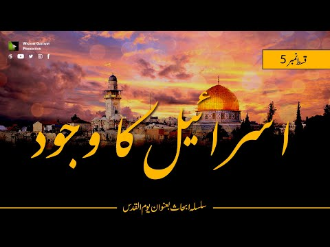 [Short Debate] Israeel ka Wajood   H.I Sayyid Zair Abbas & Molana Shaykh Ali   Urdu