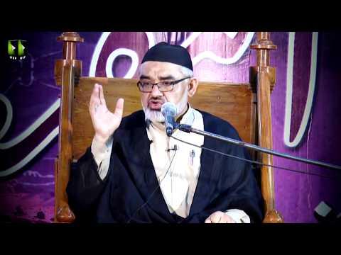 [Clip] Muqadasat Ke Bay Ahterami Ko Alam Islami Nay Kiyo Qabool Kiya ? | H.I Ali Murtaza Zaidi - Urdu