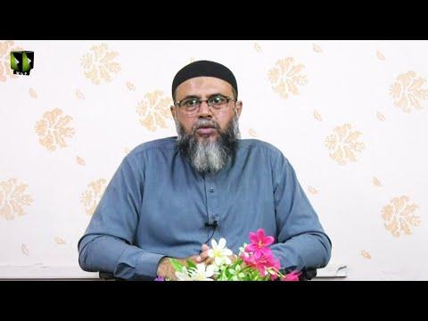 [Darsi Nashist] 06 July, Youm-e-Tashayyo Pakistan, Maazi Ta Haal Tareekh -e-Tashayyo | Naqi Hashmi - Urdu