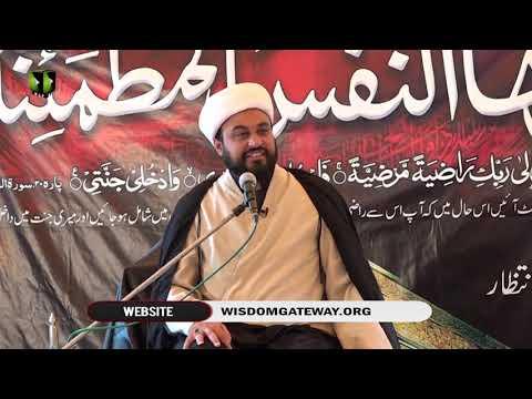 [03] Ashura Aur Intizar   حجۃ الاسلام مولانا محمد علی فضل   Urdu