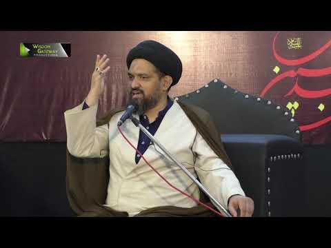[03] Kamyabi Sirf Momin Kay Liye    حجّۃ الاسلام مولانا السیّد جوادالموسوی   Urdu